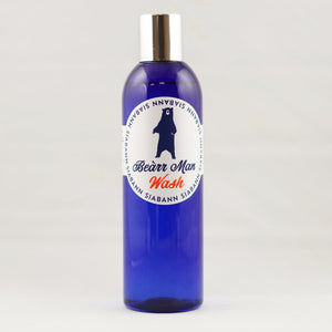 Bearr Man Organic Hair & Body Wash