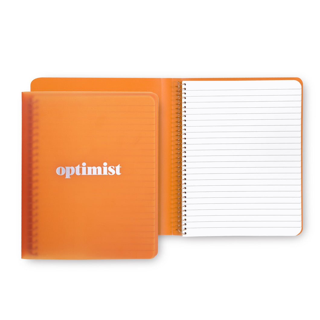 Kate Spade new York Optimist Spiral Notebook