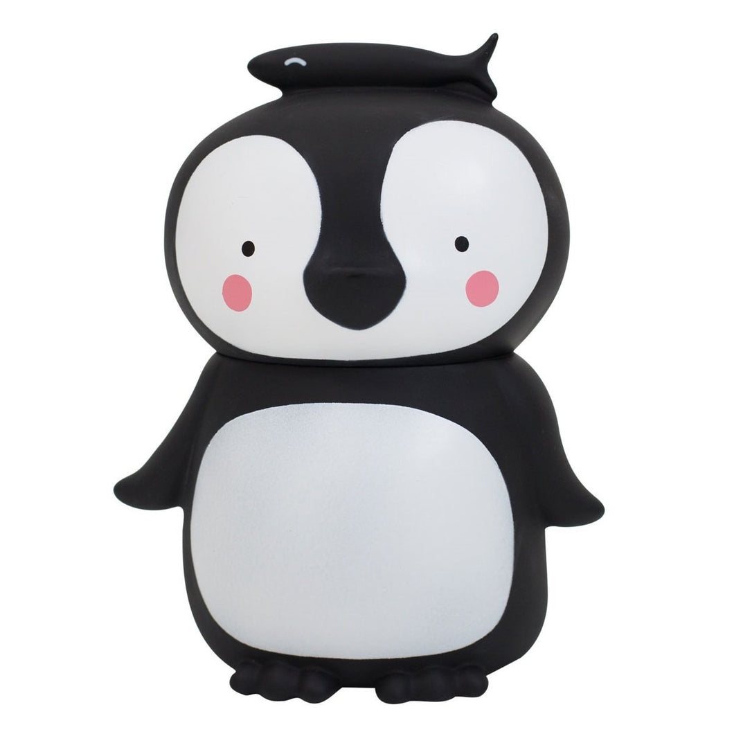 A Little Lovely Money Box Penguin Design