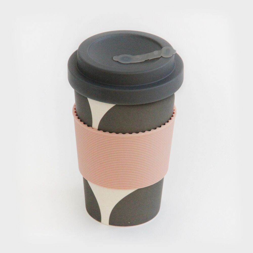 Big Spot Bamboo Coffee Cup
