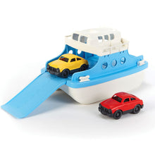 Load image into Gallery viewer, Green Toys Ferry Boat With Cars