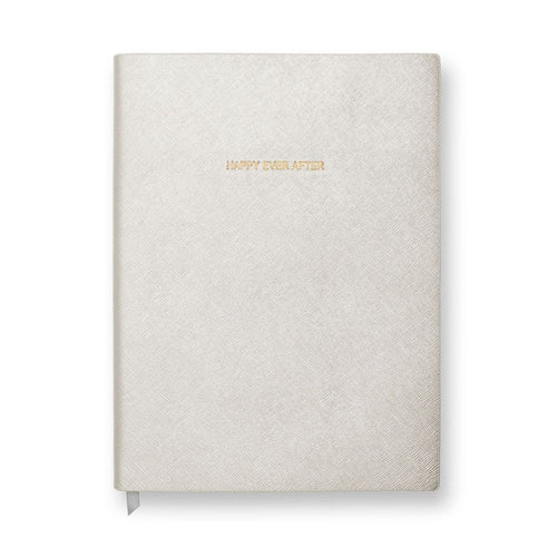 Happy Ever After Brides Notebook