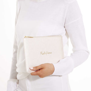 Katie Loxton Maid Of Honour Perfect Pouch