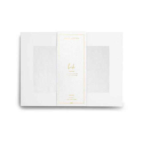 Katie Loxton Wrapped Up In Love Boxed Bridal Scarf