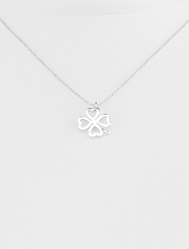 Miranda Lucky Clover Necklace