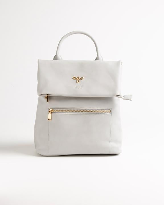 Fable Buttercup Light Grey Rucksack