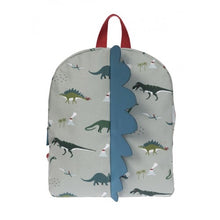 Load image into Gallery viewer, Dinosaur Kids Backpack