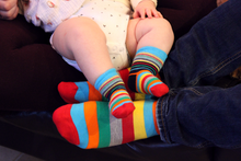 Load image into Gallery viewer, Daddy & Me Socks Gift Set
