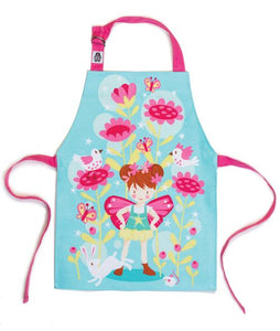 Thread Bear Trixie The Pixie Child's Apron