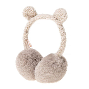 Billie Bear Boucle Earmuffs