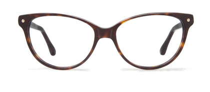 Cynthia Rowley Eyewear CR5002 No. 51 Dark Tortoise Cat-Eye Plastic Eyeglasses