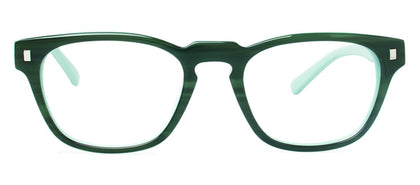 Cynthia Rowley Eyewear CR 5029 No. 49 Grey/Mint Square Plastic Eyeglasses