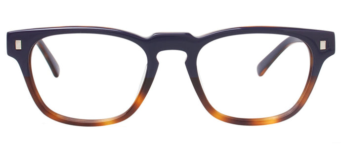 Cynthia Rowley Eyewear CR 5029 No. 49 Purple Tortoise Square Plastic Eyeglasses