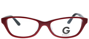 G by Guess GU 103 RD Red Cat-Eye Plastic Eyeglasses