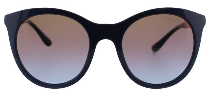 Vogue Eyewear VO 2971 232548 Dark Blue Oval Plastic Sunglasses