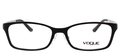 Vogue Eyewear VO 2877 W44S Matte Black Rectangle Plastic Eyeglasses