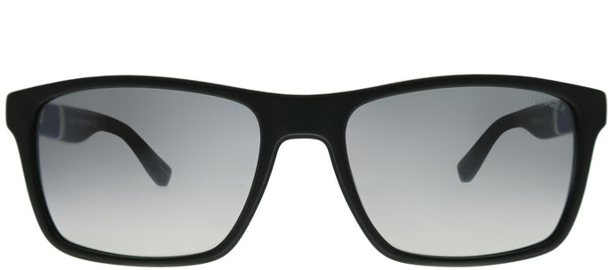 Tommy Hilfiger TH 1405/S FMV IC Black Rectangle Plastic Sunglasses