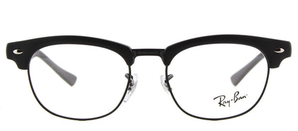 Ray-Ban Junior RY 1548 Clubmaster Plastic Eyeglasses - Matte Black