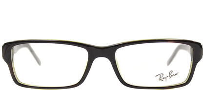Ray-Ban RX 5169 2383 Rectangle Plastic Eyeglasses