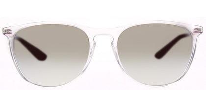 Ray-Ban Childrens Erika RJ 9060S 7032B8 Trasparent Round Plastic Sunglasses