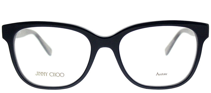 Jimmy Choo JC 109 EN9 Blue Square Plastic Eyeglasses