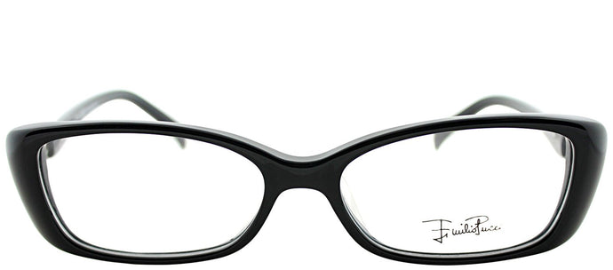 Emilio Pucci EP 2683 001 Ebony Rectangle Plastic Eyeglasses