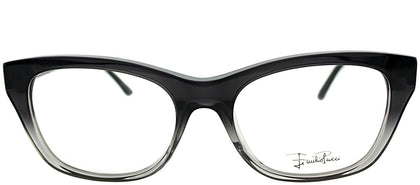 Emilio Pucci EP 2708 017 Black Transparent Rectangle Plastic Eyeglasses