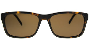 Chesterfield CH 03/S 086 VW Dark Havana Rectangle Plastic Sunglasses
