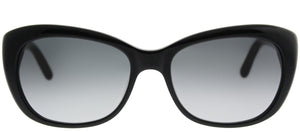 Juicy Couture 556/S 807 Y7 Black Cat-Eye Plastic Sunglasses