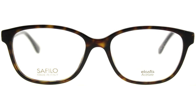 Emozioni Emozioni 4046 581 Havana Black Rectangle Plastic Eyeglasses