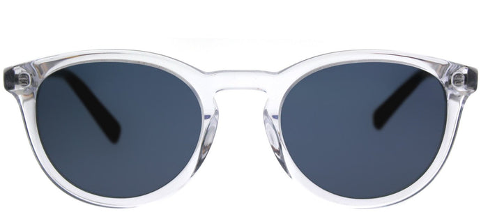 Banana Republic Johnny 900 KU Crystal Round Plastic Sunglasses