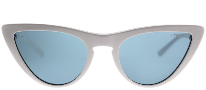 Vogue Eyewear Gigi Hadid For Vogue VO 5211S 260480 White Cat-Eye Plastic Sunglasses