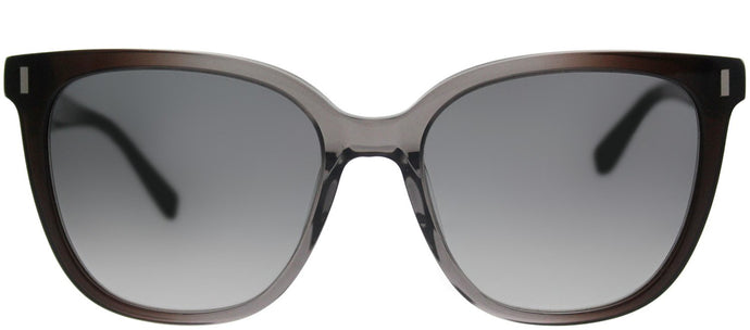 Bobbi Brown The Annabel KB7 Grey Cat-Eye Plastic Sunglasses