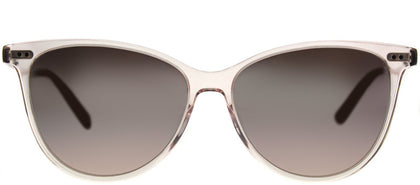 Bobbi Brown The Patton 22C G4 Crystal Nuds Square Plastic Sunglasses