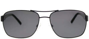 Chesterfield CH 01/S 91T RA Black Aviator Metal Sunglasses