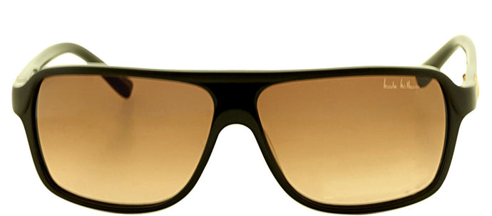 Nicole Miller NM VANDAM C01 Fashion Plastic Sunglasses - Chocoloate Brown with Brown Gradient Lens