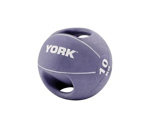 York Barbell Dual Grip Medicine Balls (Up to 10kg)