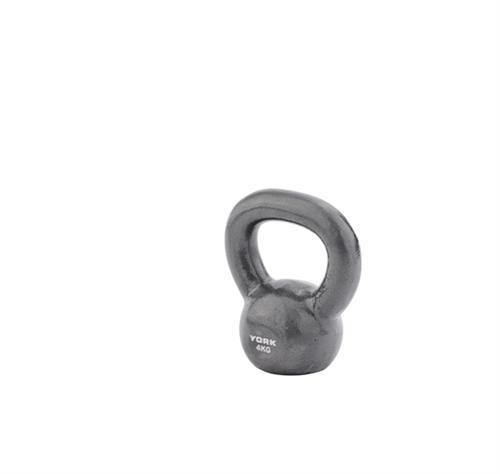 York 12kg Cast Iron Kettlebell