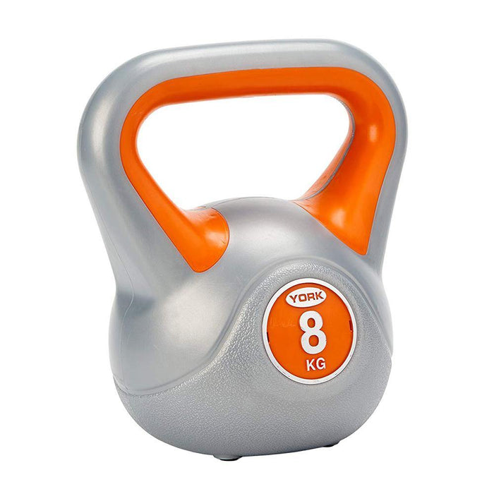 York Vinyl Kettlebells up to 20KG