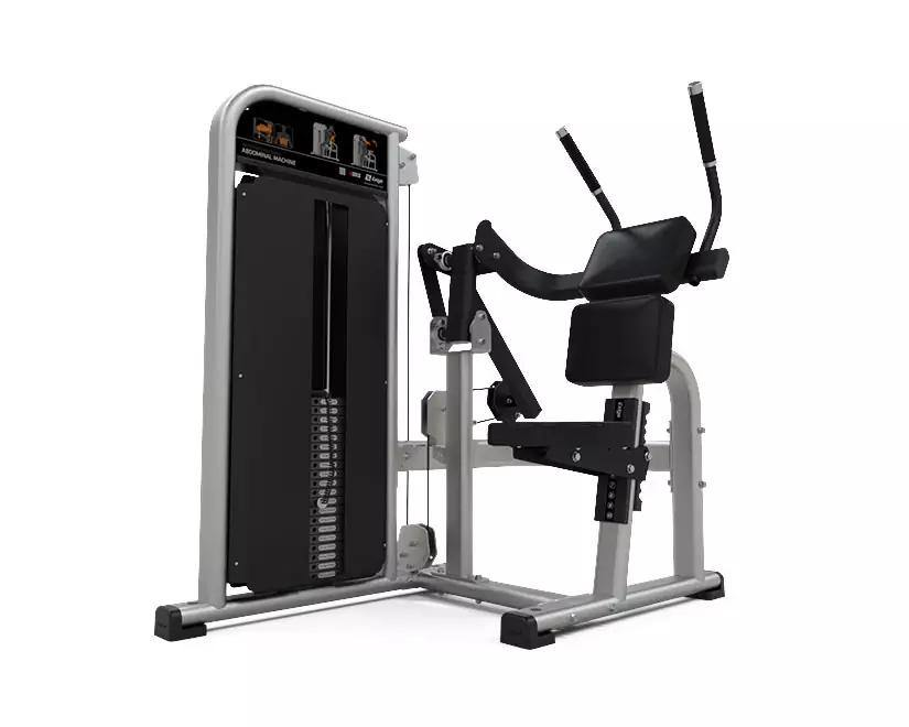 Exigo Selectorised Abdominal Machine