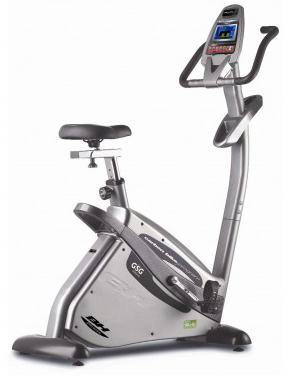 BH Fitness Carbon Generator Upright Bike