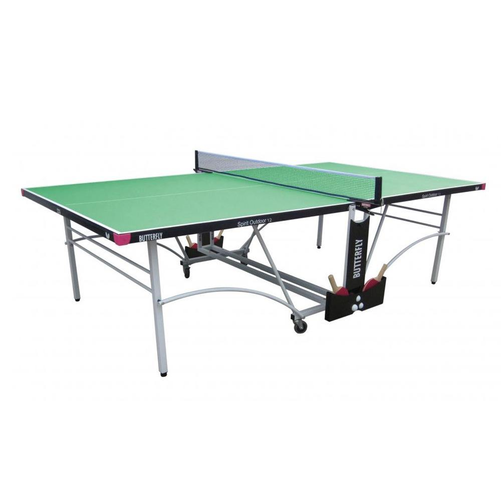 Butterfly Spirit 12 Outdoor Rollaway table Tennis