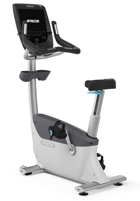 Precor UBK 885 Experience Series Upright Bike