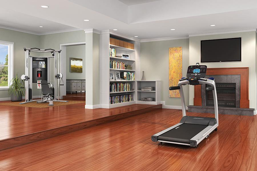 Life Fitness T5 with Track Console