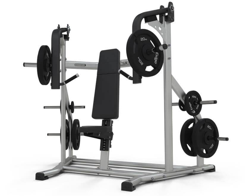 Exigo Iso-Lateral Incline Chest Press Plate Loaded