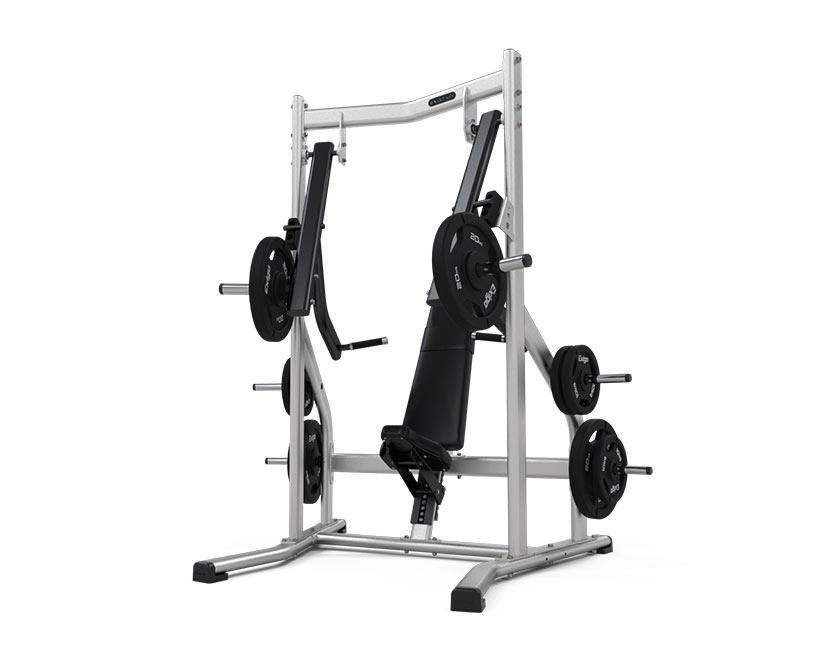 Exigo Iso-Lateral Decline Chest Press Plate Loaded