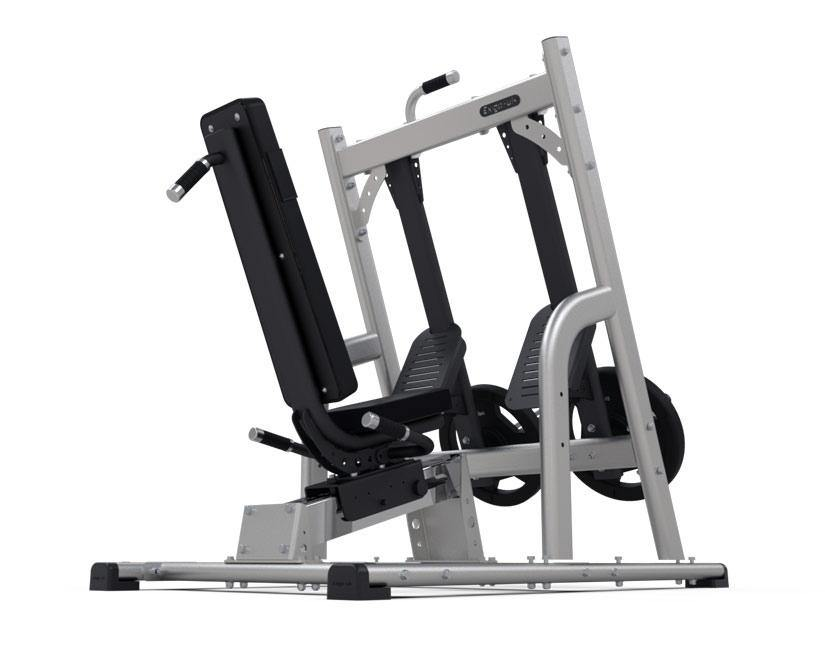 Exigo Iso-Lateral Leg Press Plate Loaded