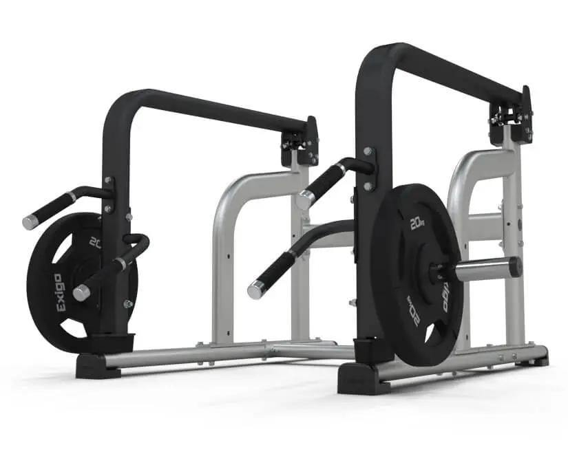 Exigo Iso-Lateral Lunge Plate Loaded
