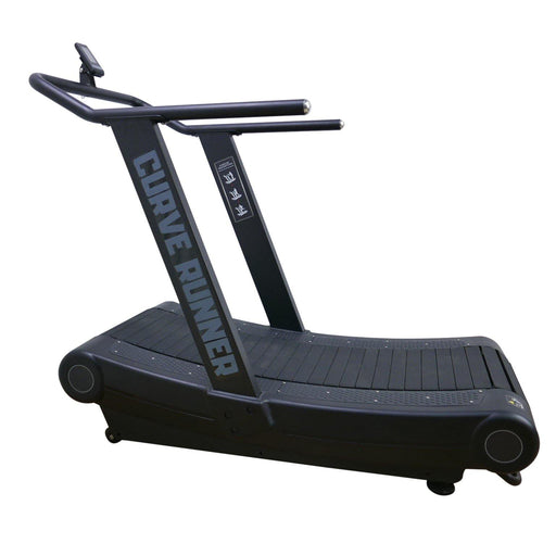 Curve Runner One - Non-Motorised Treadmill