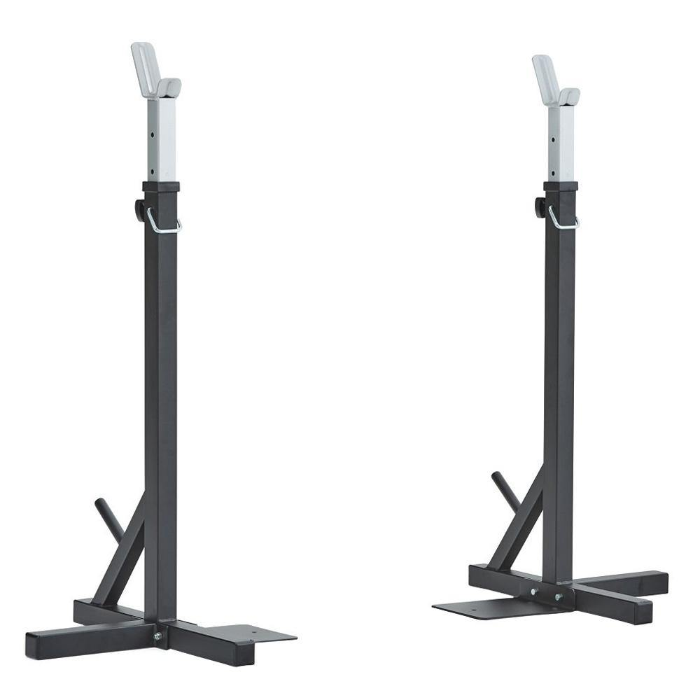 "York 2"" Heavy Duty Squat Stands"